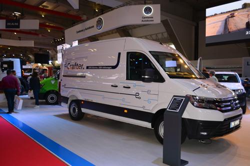 Con incorporación tecnológica y nuevas versiones, Volkswagen Vehículos Comerciales Presente en Expo Transporte 2019