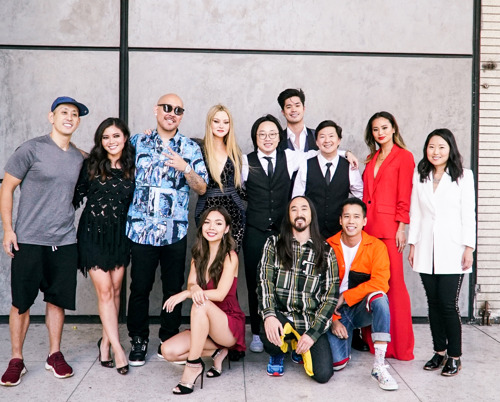 Steve Aoki neues Video zum globalen Mega-Hit überrascht mit Hollywood Cast