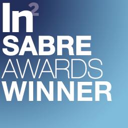 SABRE Award logo
