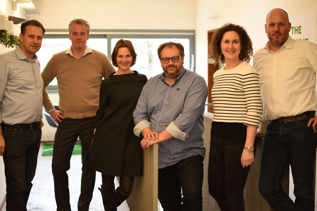 Hugo Hanselmann<br/>CEO B-Sprouts<br/><br/>Geert Fernhout<br/>CRO B-Sprouts<br/><br/>Florence Hoevers-Nijsen<br/>COO B-Sprouts<br/><br/>Jurgen Coetsiers<br/>CTO B-Sprouts<br/><br/>Majorie van Kuik-Zuydwijk<br/>Marketing Manager B-Sprouts<br/><br/>Pascal Binard<br/>CFO B-Sprouts