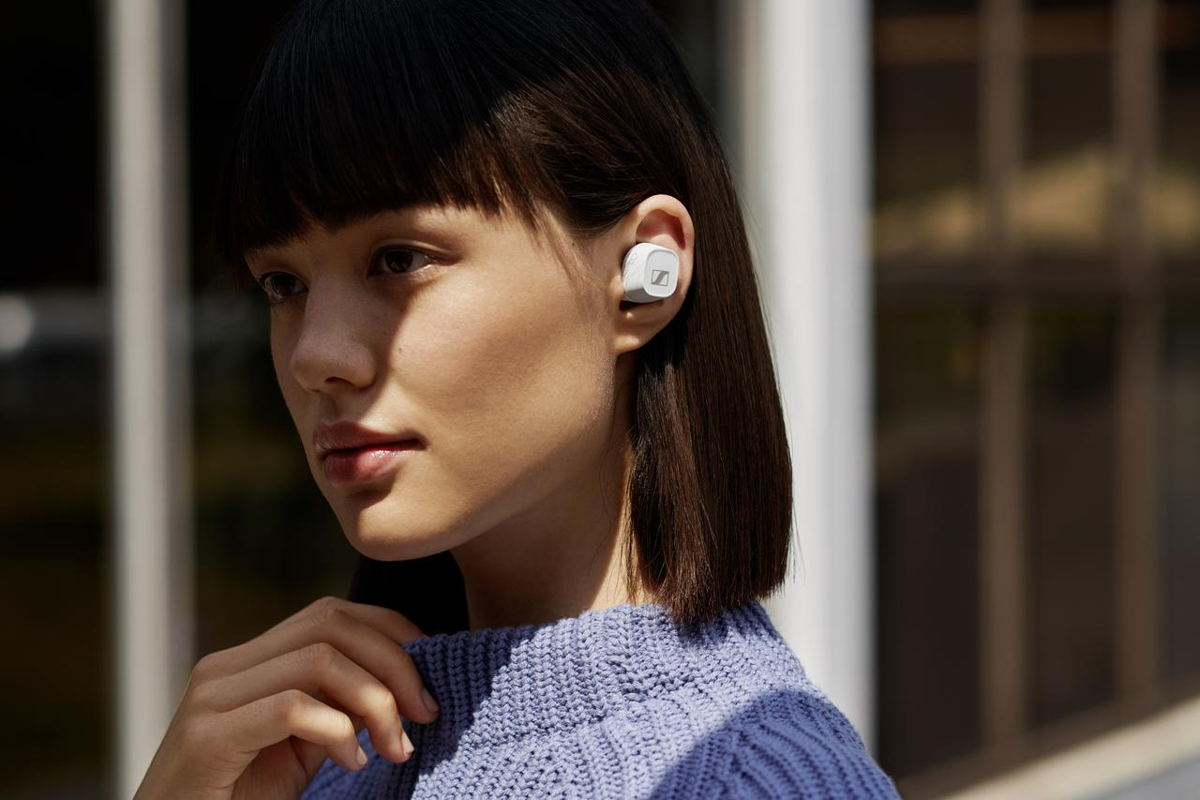 The CX 400BT True Wireless earbuds offer astonishing sound, while keeping pace with busy lifestyles