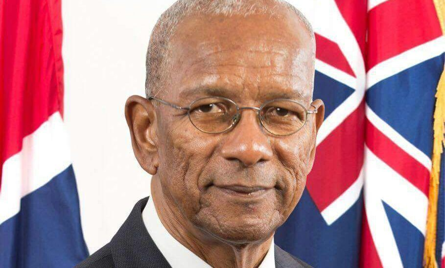 Premier of the British Virgin Islands, Dr. The Honourable D. Orlando Smith OBE