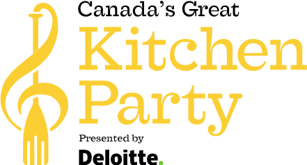 Announcing Canada's Great Kitchen Party! Qualifier For The Canadian Culinary Championships