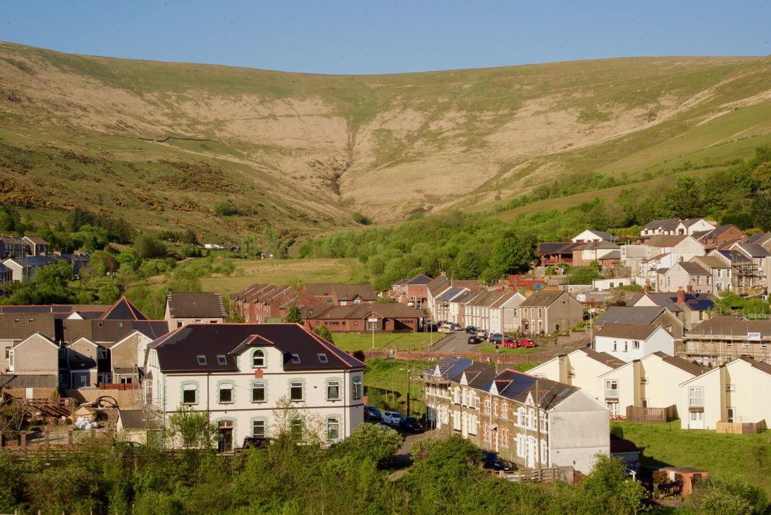 Blaengarw - Welsh traditonal Labour heartland