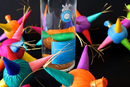 Tequila Casa Dragones presenta dos cocteles, creaciones de Dulce Patria y Pujol, especiales para celebrar las fiestas