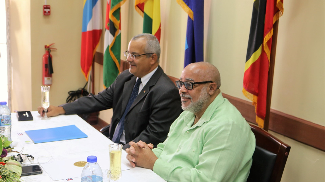 Embassy of the Republic of Cuba in Saint Lucia Congratulates OECS on 39th Anniversary