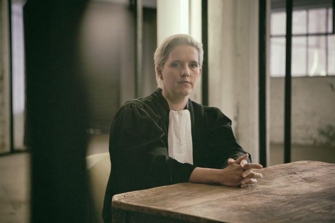 Strafpleiters: Nina Van Eeckhaut - (c) Woestijnvis