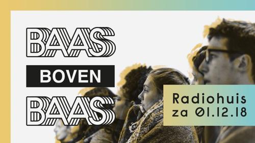 Tweede Leuvense editie van 'BAAS boven BAAS' - de inspiratiedag voor jonge ondernemers