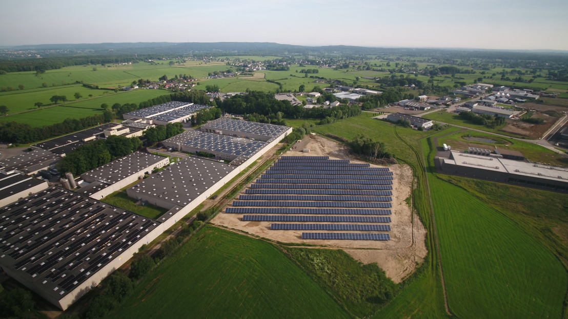 NMC and Luminus inaugurate the largest photovoltaic installation of the German-language community
