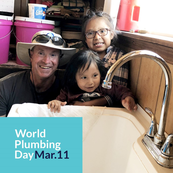 Preview: IWSH, Ferguson Renew Partnership Celebrating World Plumbing Day