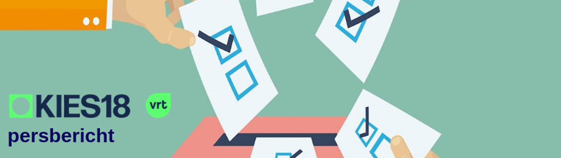 VRT deed onderzoek naar 'nieuwe stemmers' en wil jongeren nog meer informeren over politiek en verkiezingen