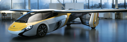 Slovak Investment Holding and investors from Israel and China invest in AeroMobil