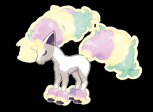 Un nouveau Pokémon a été découvert à Galar !