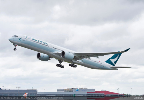Cathay Pacific to fly new aircraft home using alternative jet fuel