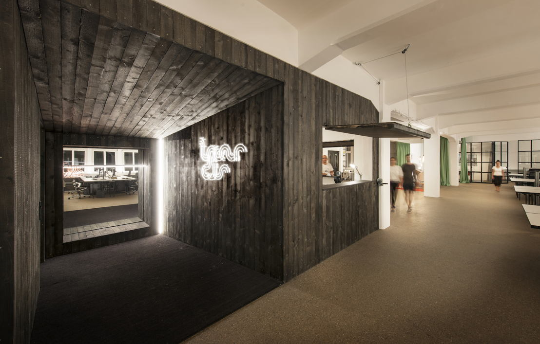Das Büro von HearDis! in Stuttgart, den Spezialisten für Audio Branding, Instore Music und Corporate Sound © David Franck