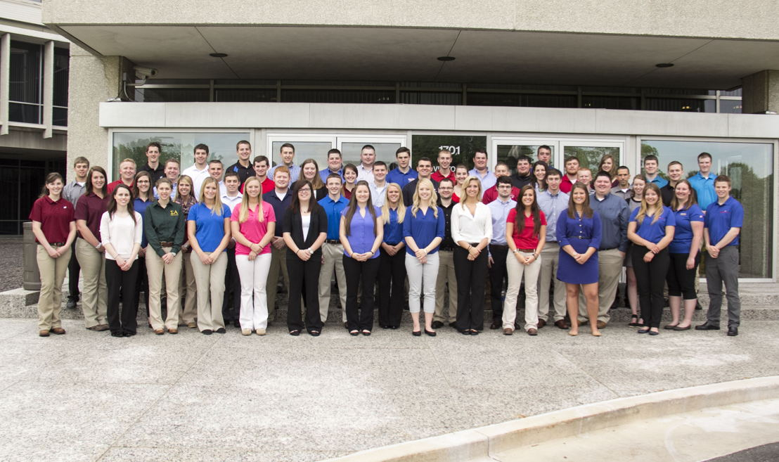 2015 GROWMARK Summer Intern Class