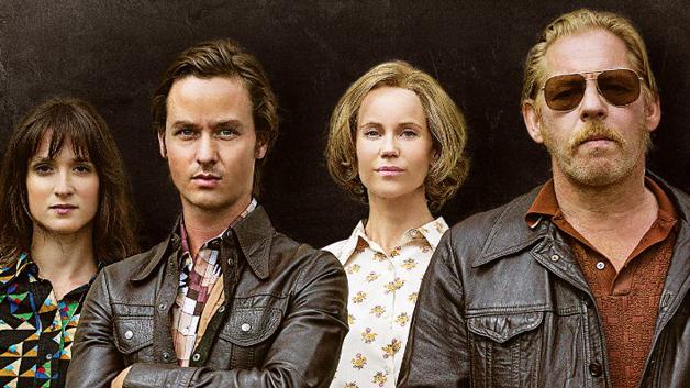 The Same Sky: Sabine Cutter (Friederike Becht), Lars Weber (Tom Schilling), Lauren Faber (Sofia Helin), Ralf Müller (Ben Becker)  - (c) Betafilm