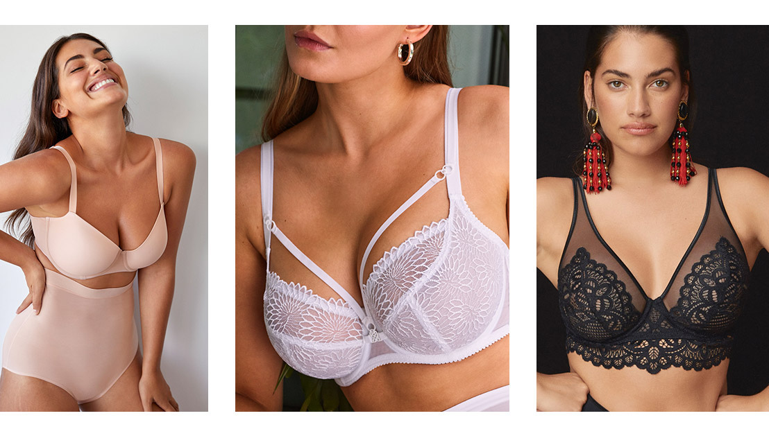 PrimaDonna tip: Three summery lingerie icons for larger cup sizes