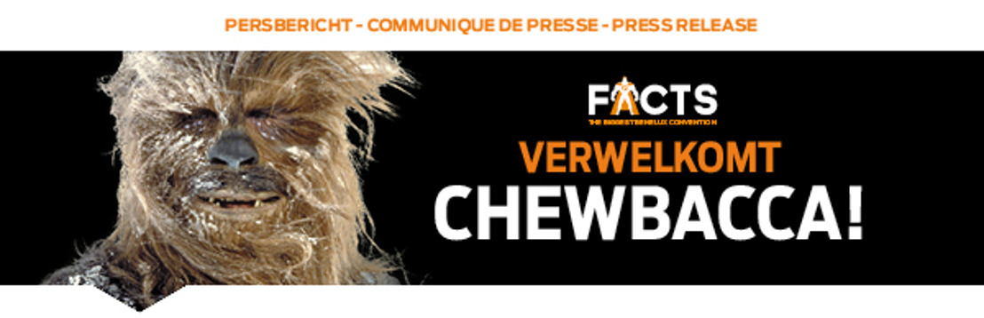 FACTS verwelkomt Chewbacca!