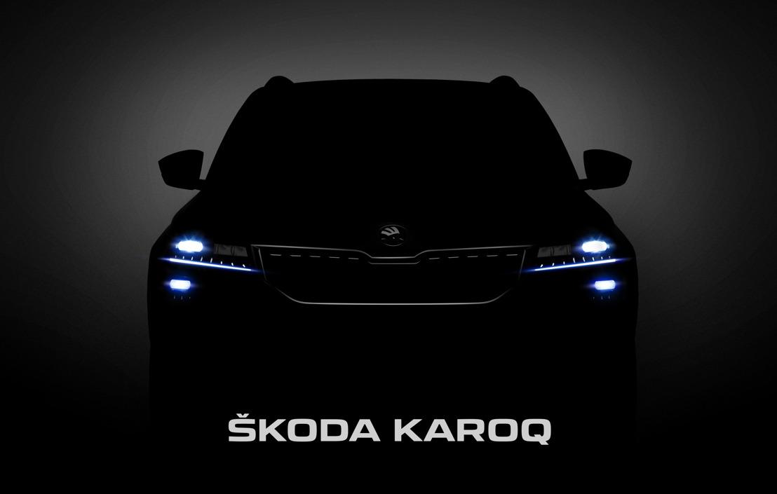 Watch the ŠKODA KAROQ world premiere live