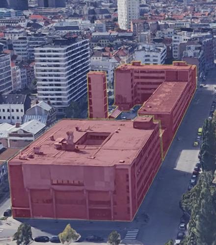 Préparer et imaginer l'avenir du site de la caserne de l'Héliport