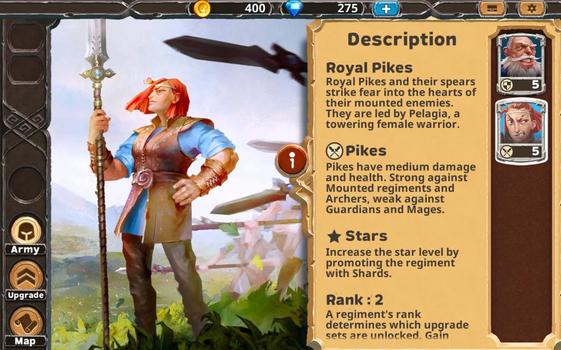 Royal Pikes