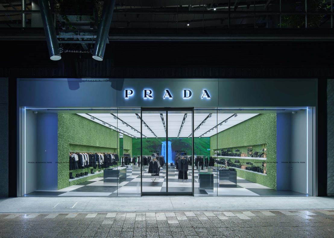 Prada abre una nueva boutique en Tokio en el centro comercial Miyashita Park