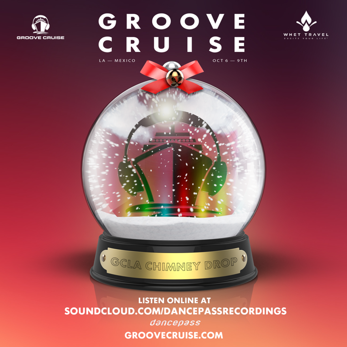 Groove Cruise is Gifting Fans 60 Mixes from LA's 2017 Cruise For The First Ever 'Groove Cruise Chimney Drop'