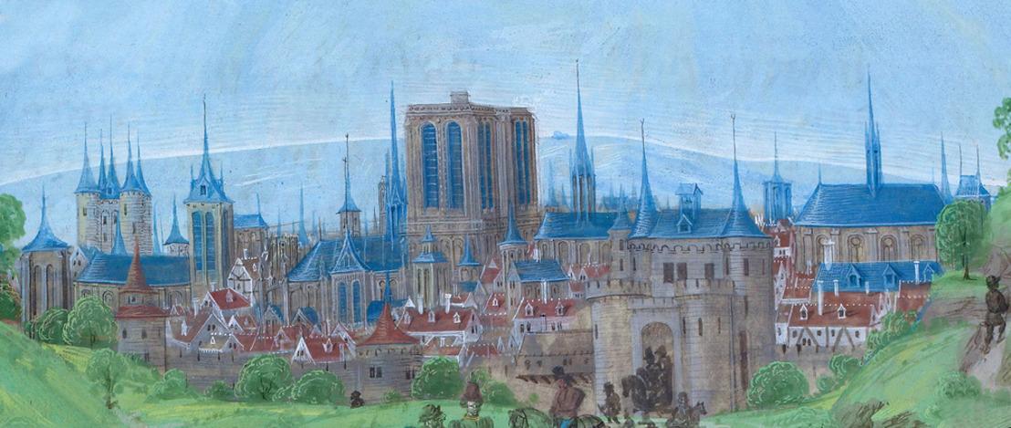 Nouveautés sur Notre-Dame de Paris chez akg-images