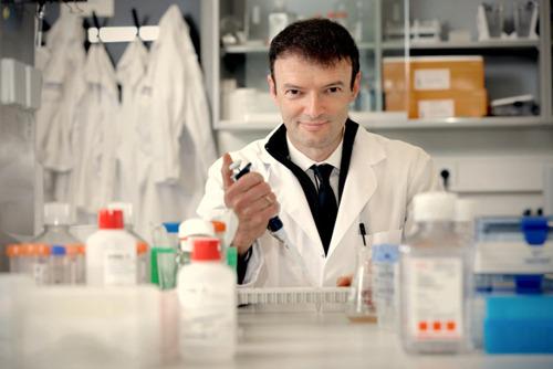 Kankeronderzoeker Johan Swinnen zet schouders onder project dat kankerpatiënten begeleidt met behulp van ezels