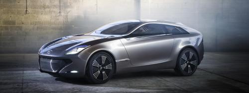 Concept cars Hyundai: une fenêtre ouverte sur le futur proche