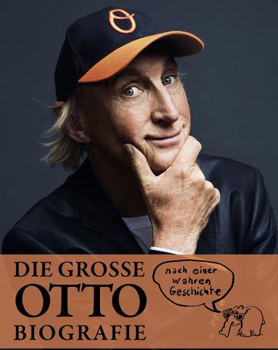 Einladung zur Lesung: Otto Waalkes stellt seine Ottobiografie in Lübeck vor