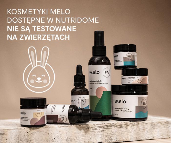 Kosmetyki z NUTRIDOME nietestowane na zwierzętach!