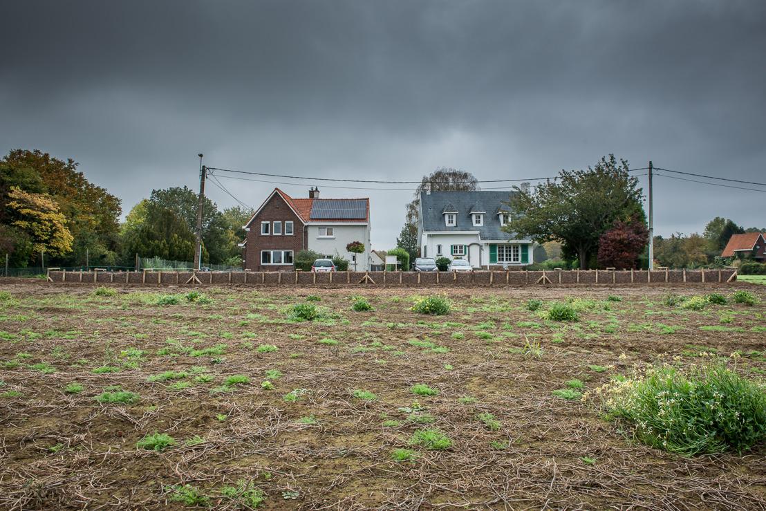 Erosiebestrijdingswerken in Wezembeek-Oppem