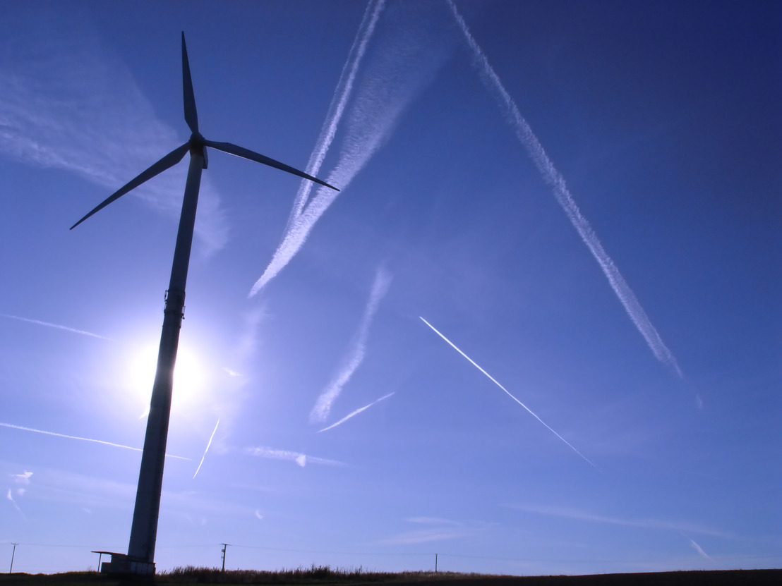 skeyes supports wind energy by expanding authorised sites for wind turbines