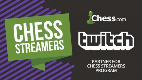 Twitch und Chess.com schließen mehrjährige Partnerschaft