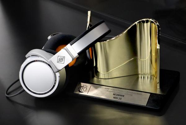 Preview: TEC Award for Neumann's Headphone Debut!