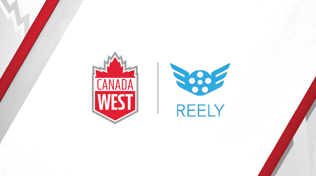 Canada West partners with REELY for AI-powered highlights