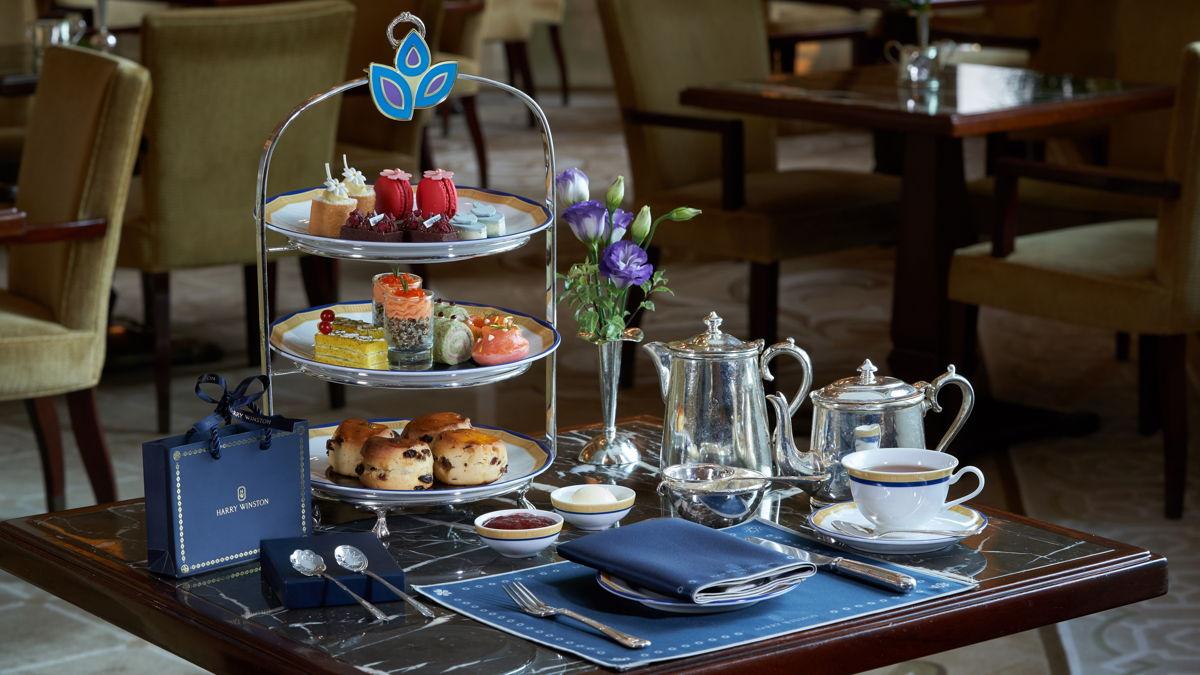 'Winston Garden at The Peninsula' Afternoon Tea