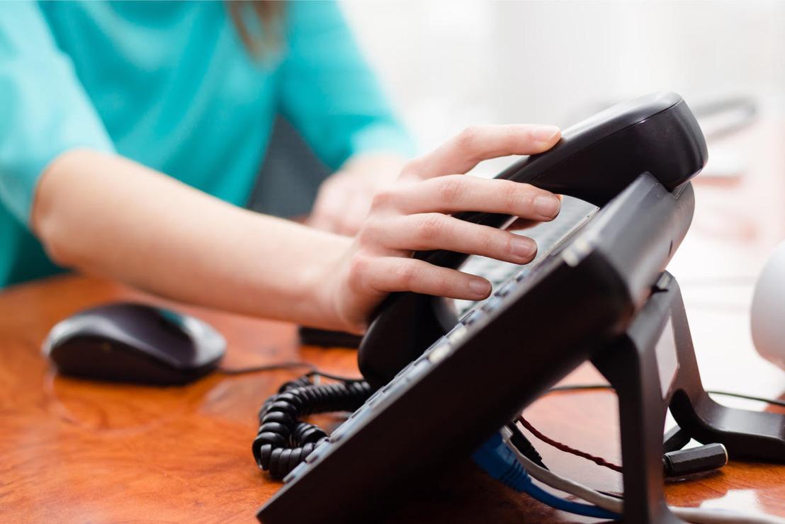 Helpper lance une ligne téléphonique pour aider le personnel soignant dans ses tâches quotidiennes