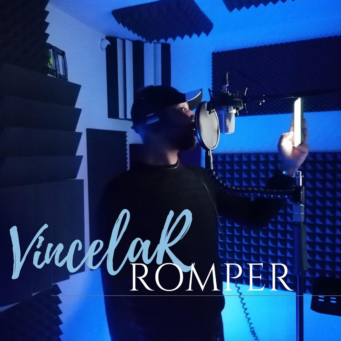 """Vincelar annonce la couleur avec son titre """"Romper""""!"""