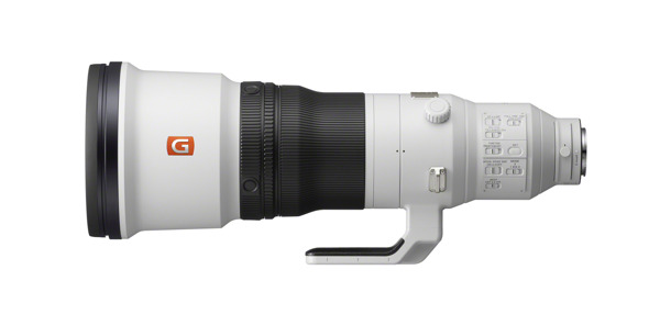 Preview: Sony Introduces Super-Telephoto 600mm F4 GM OSS & 200-600mm F5.6-6.3 G OSS Lenses