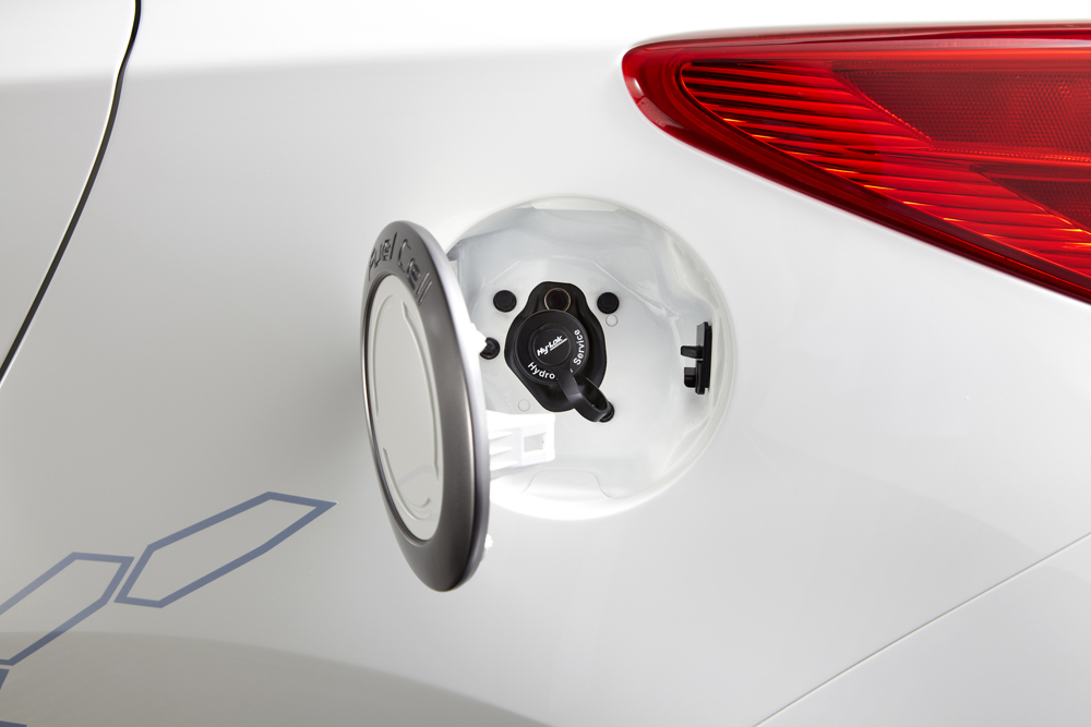 ix35 FCEV (Fuel Cell Electric Vehicle)