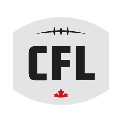 the Canadian Football League press room Logo