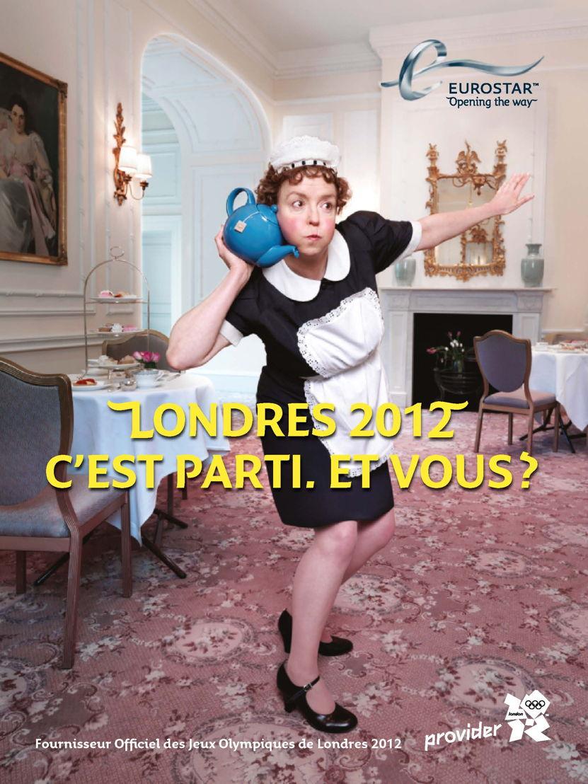 Tea - London 2012 - FR