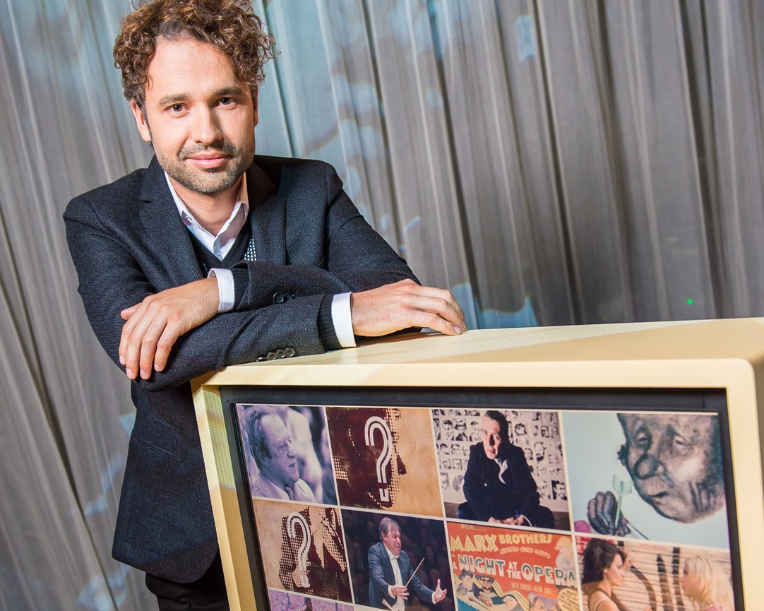 Alleen Elvis : Thomas Vanderveken - (c) Joost Joossen