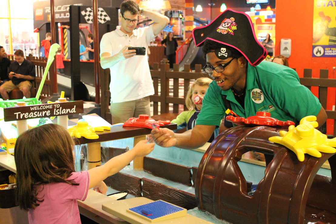 LEGOLAND® Discovery Center Atlanta to hire nearly 100 positions during job fair on May 5-6