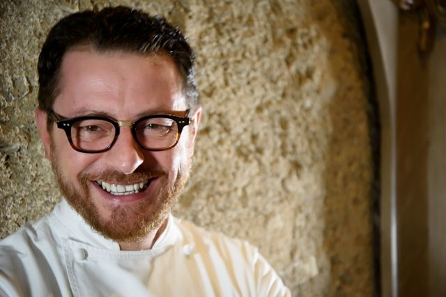 Chef Stefano Cerveni, Due Colombe*, Cortefranca BS