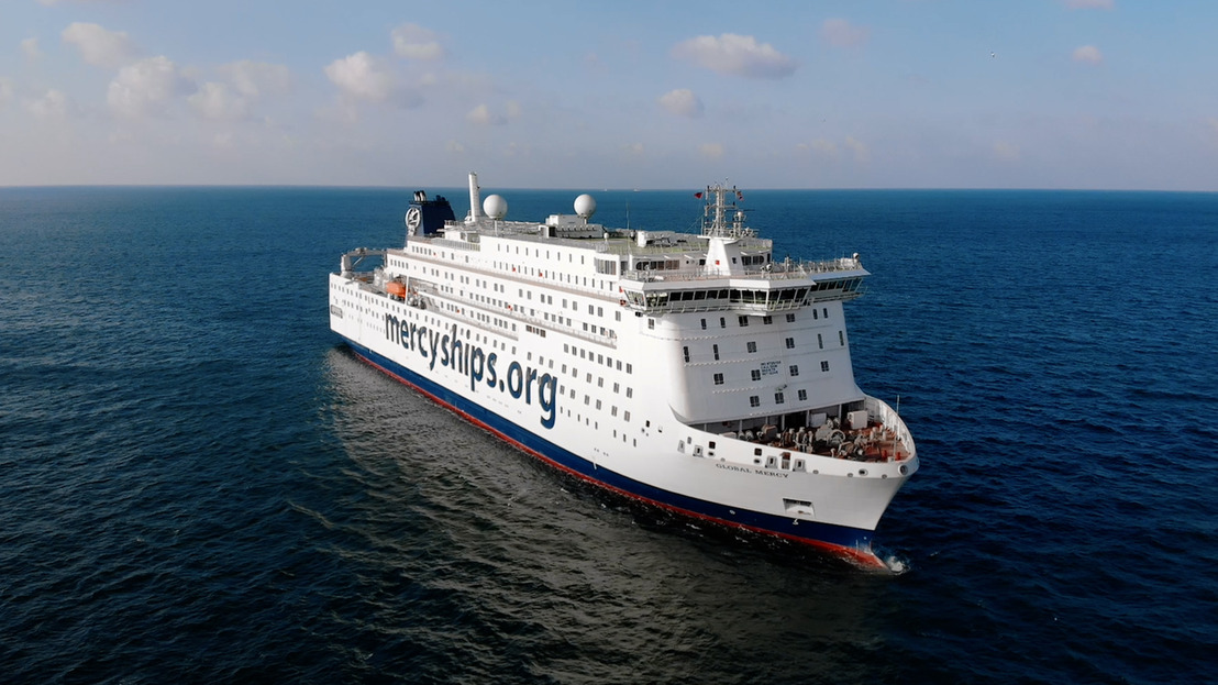 World's Largest Civilian Hospital Ship, the Global Mercy™ Successfully Passes Final Sea Trials