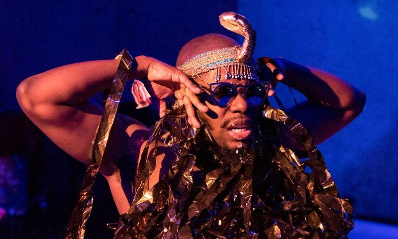 29 &amp; 30.09 - PODIUM: Jaamil Olawale Kosoko (NI/US) -<br/> #negrophobia